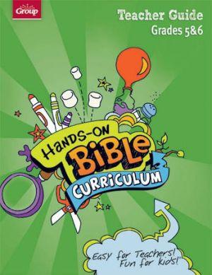 Hands-On Bible Curriculum Grades 5 & 6 Teacher Guide (Winter)