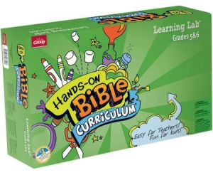 Hands-On Bible Curriculum Grades 5 & 6 Learning Lab (Winter)
