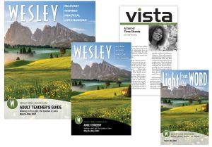 Wesley Adult Teacher Resource Kit (Spring)