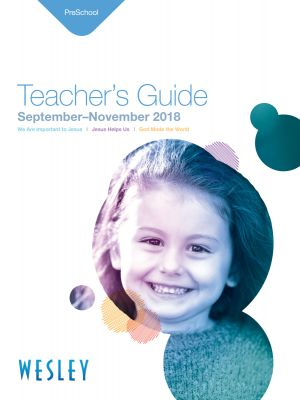 Wesley Preschool Teacher's Guide (Fall)