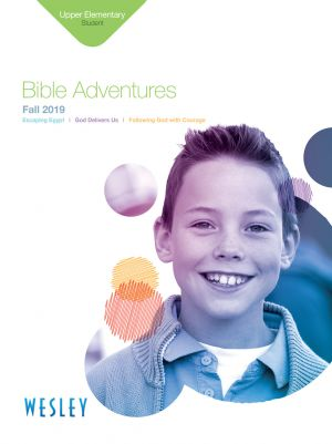Wesley Upper Elementary Bible Adventures Student Book (Fall)