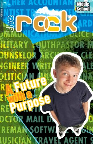 Wesley Middle School The Rock Student Bk/Take-Home (Fall)