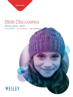 Wesley Elementary Bible Discoveries Student Book (Winter)