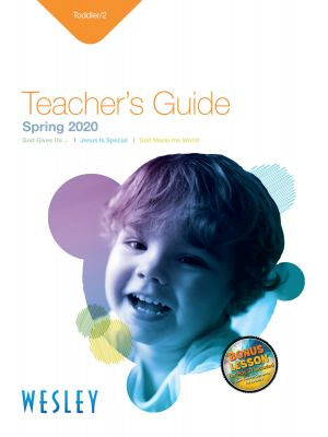 Wesley Toddler/2 Teacher's Guide (Spring)