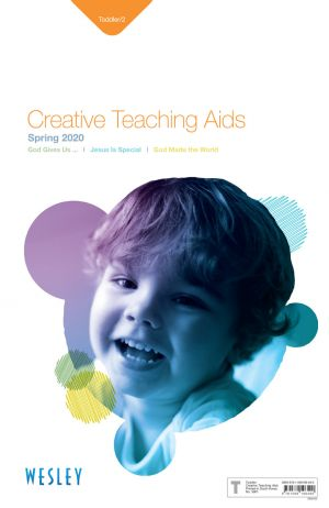 Wesley Toddler/2 Creative Teaching Aids (Spring)
