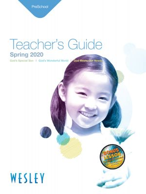 Wesley Preschool Teacher's Guide  (Spring)
