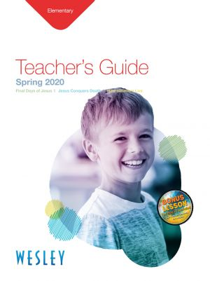 Wesley Elementary Teacher's Guide (Spring)