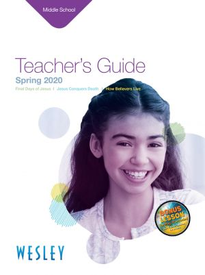 Wesley Middle School Teacher's Guide  (Spring)