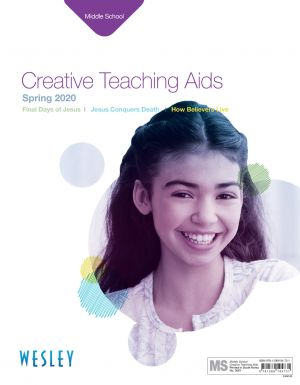Wesley Middle School Creative Teaching Aids (Spring)