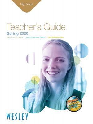 Wesley High School Teacher's Guide (Spring)