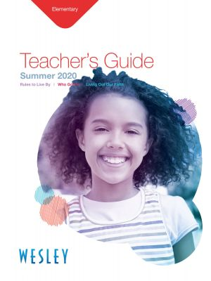 Wesley Elementary Teacher's Guide (Summer)