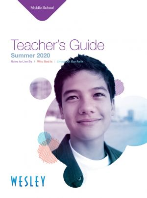 Wesley Middle School Teacher's Guide (Summer)