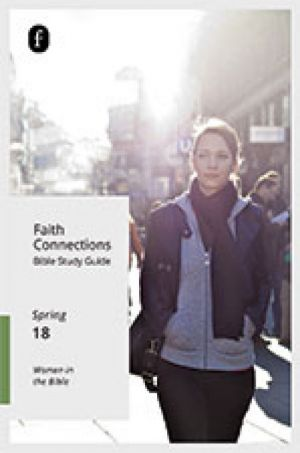 Word Action Faith Connections Adult Bible Study Guide (Spring)