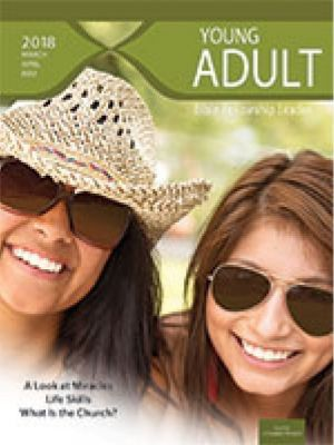 Word Action Young Adult Bible Fellowship Leader (Spring)