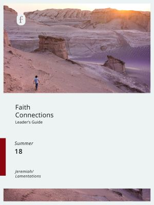 Word Action Faith Connections Adult Leader  (Summer)