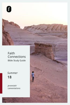 Word Action Faith Connections Adult Bible Study Guide (Summer)