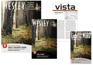 Wesley Adult Teacher Resource Kit (Fall)