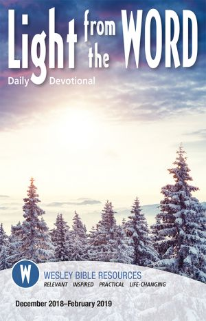 Light from the Word Daily Devotional (Winter)