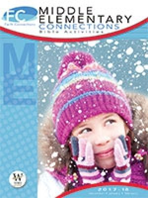 Word Action Middle Elementary Bible Activities (Winter)