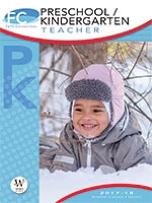 Word Action Preschool/Kindergarten Teacher (Winter)