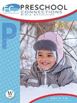Word Action Preschool Bible Activities, Ages 3&4 (Winter)