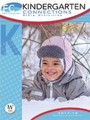 Word Action Kindergarten Bible Activities, Ages 5&6 (Winter)