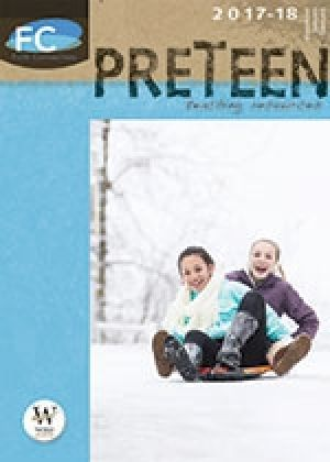 Word Action Preteen Teaching Resources (Winter)