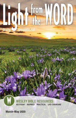 Light from the Word Daily Devotional (Spring)