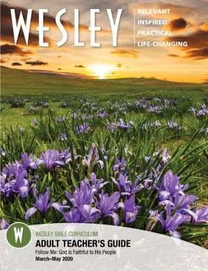 Wesley Adult Bible Teacher (Spring)