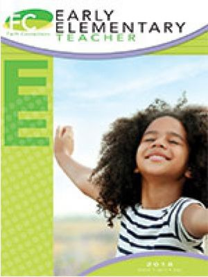 Word Action Early Elementary Teacher (Spring)