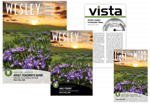 Wesley Adult Teacher Resource Kit (Spring)