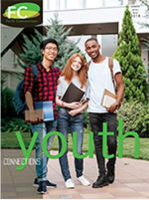 Word Action Youth Connections - Pkg of 8 (Spring)