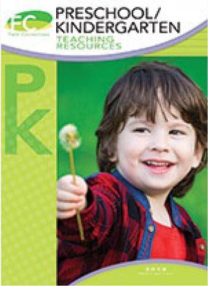 Word Action Preschool/Kindergarten Teaching Resources (Spring)