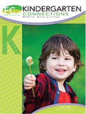 Word Action Kindergarten Bible Activities, Ages 5&6 (Spring)