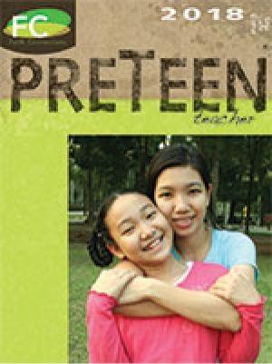 Word Action Preteen Teacher (Spring)