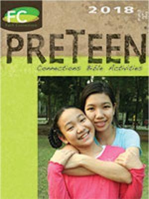 Word Action Preteen Connections Bible Activities (Spring)