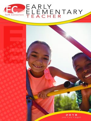 Word Action Early Elementary Teacher (Summer)
