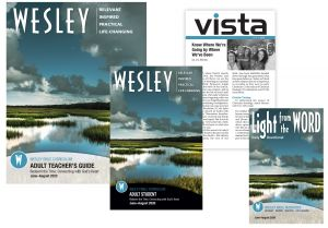 Wesley Adult Teacher Resource Kit (SUMMER)
