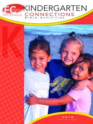 Word Action Kindergarten Bible Activities, Ages 5&6 (Summer)