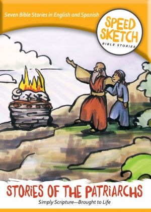 Stories of the Patriarchs DVD (Speed Sketch Bible Stories)