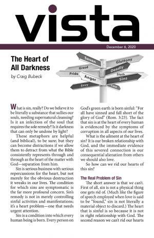 Vista: Journal for Holy Living Take-Home (Winter)