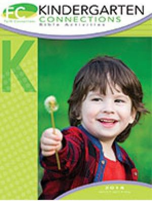 Word Action Preschool Bible Activities, Ages 3&4  (Spring)