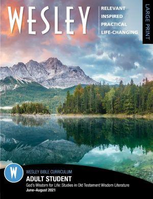 Wesley Adult Bible Student—Large Print (SUMMER)