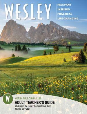 Wesley Adult Bible Teacher (Spring)