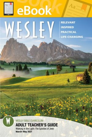 Wesley Adult Teacher's Guide (SPRING) **E-BOOK**