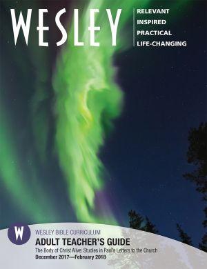 Wesley Adult Bible Teacher (Winter)