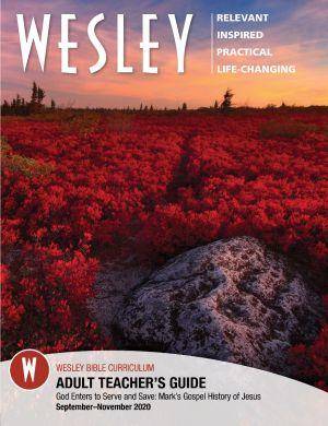 Wesley Bible Teacher (Fall)