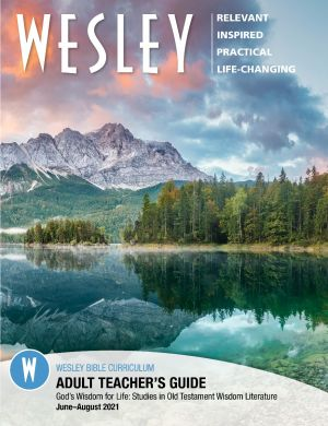 Wesley Bible Teacher (Summer)