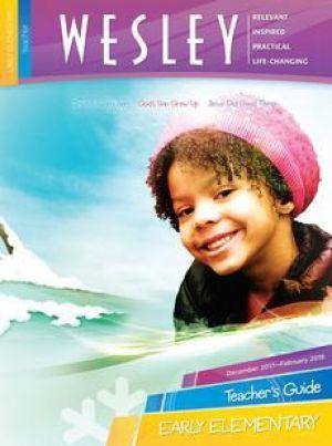 Wesley Early Elementary Teacher's Guide (Winter)