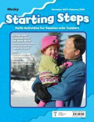 Wesley Toddler/2 Starting Steps, Take-Home (Winter)